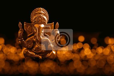 Obraz Panie Ganesha