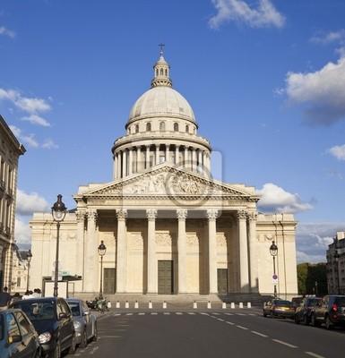 Panteon w Paryżu, Francja series
