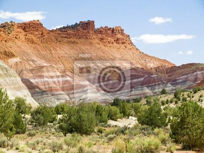Pariah Dolina Technicolor Cliffs, UT