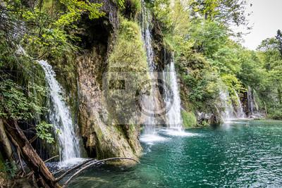 Park Narodowy Jeziora Plitwickie Chorwacja