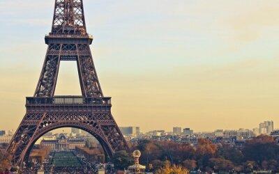 Obraz Paryż Francja Wieża Eiffla