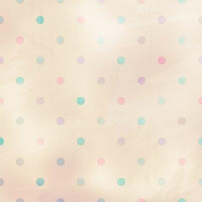 Obraz pastelowe tło z kropkami