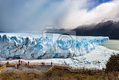 Perito Moreno Glaciar w Argentynie