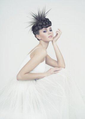 Obraz Piękna balerina