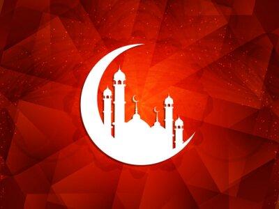 Obraz Piękne tła islamskie.