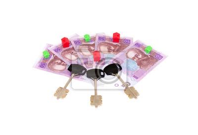 Pieniądze, dom i klucze