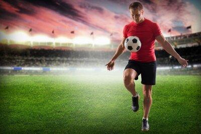 Obraz Piłka nożna.