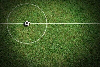Obraz Piłka nożna sport