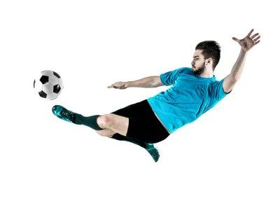 Obraz Piłkarz Man pojedynczo