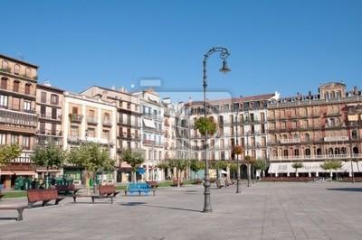 Plaza de Castillo, Pampeluna