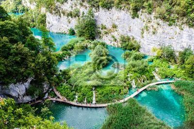 Plitvice National Park, Chorwacja