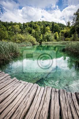 Plitvicka Jezera Park Narodowy Chorwacja