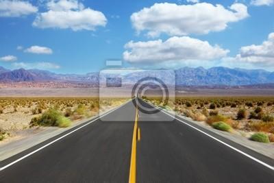 Podróż do dużych prędkości przekraczających Dolinie Śmierci