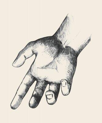 Obraz Pomocna Dłoń