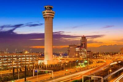 Obraz Port lotniczy Haneda