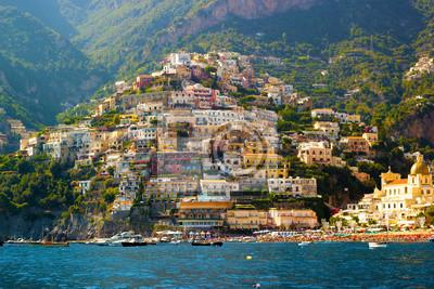 Positano, Wybrzeże Amalfi