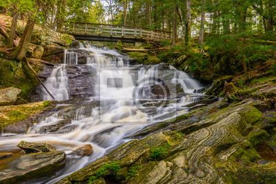 Potts Falls Muskoka Kanada