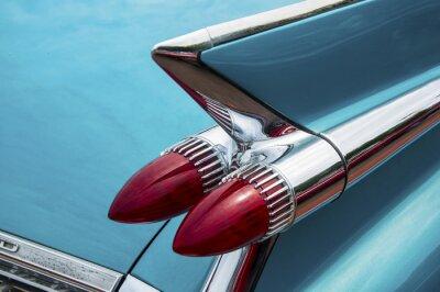 Obraz Powrót Vintage Car