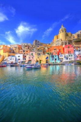 Procida, Isola nel Mar Mediterraneo, Napoli