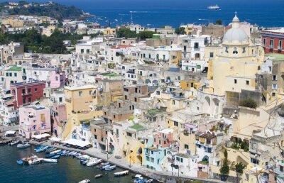 procida, isola nel Mediterraneo