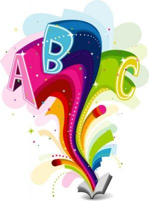Obraz Rainbow Edukacja
