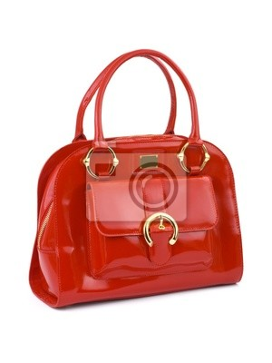 Red bag kobiety