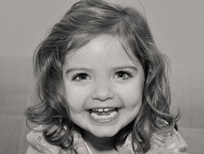 Obraz Retrato infantylne.
