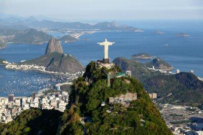 Obraz Rio de Janeiro - Corcovado