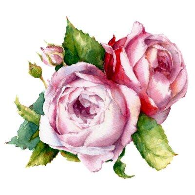 Obraz róże