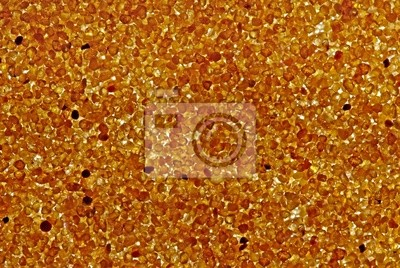 Obraz sahara sand texture pustynny - mikrofotografia