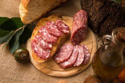 Obraz Salame italiano