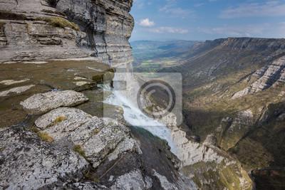 Salto del Nervión, Norte de España