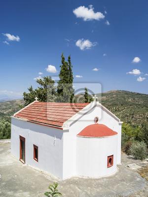 sam Grecki Kościół na Krecie
