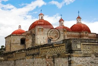San Pablo kościół, Mitla
