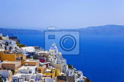 Santorini View - Grecja