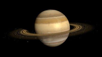 Obraz Saturn