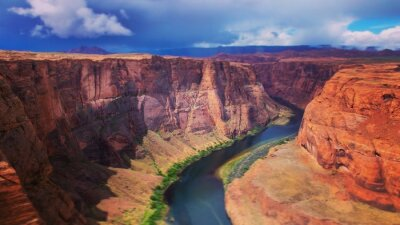 Obraz Scenic View Of Grand Canyon National Park