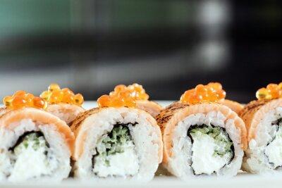 Obraz smaczne sushi