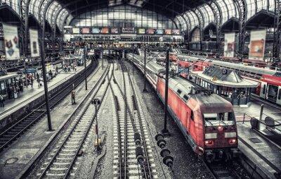 Obraz stacja