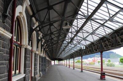 Obraz Stacja kolejowa Dunedin