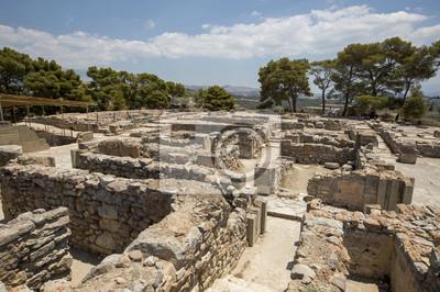 stare greckie ruiny