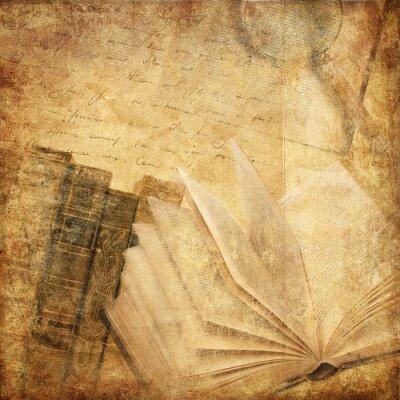 Obraz Stare książki