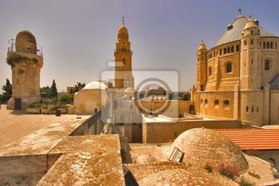 Starożytna Jerozolima.