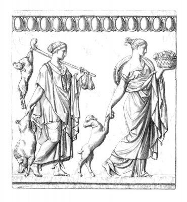 Obraz Starożytność: Roman Kobiety