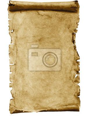 Starożytny rękopis izolowanych