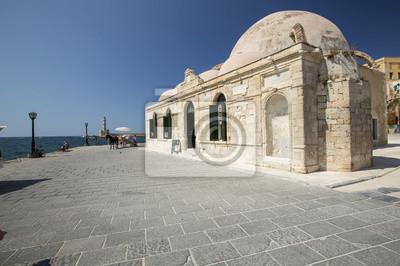 stary fort na Bund Rethymno na Krecie