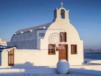 stary grecki kościół z amfory