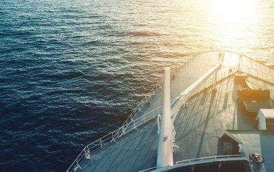Obraz Statek Bow