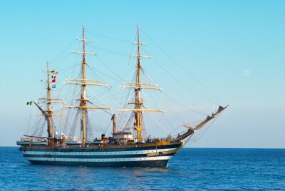 Statek żaglowy