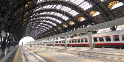 Obraz Stazione Centrale di Milano